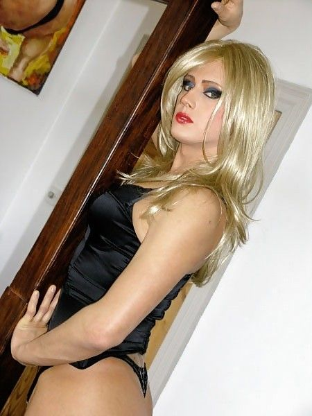 Tranny Sissified Man 93