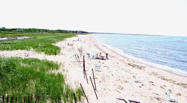 Beach, Little Shemogue, New Brunswick Canada