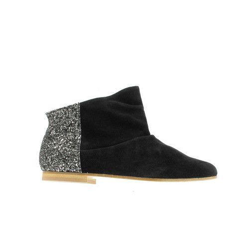 Anniel Black Boots - 1819 Camlm www.myfashiontribu.com