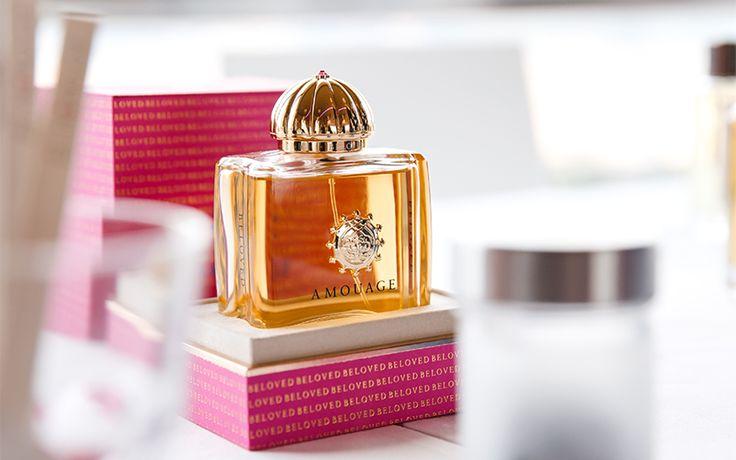 Orientální krásky Amouage - jedny z vůbec nejdražších parfémů v sortimentu parfumérie Elnino.cz. https://www.parfemy-elnino.cz/amouage