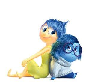 Van Disney-Pixar's Inside Out