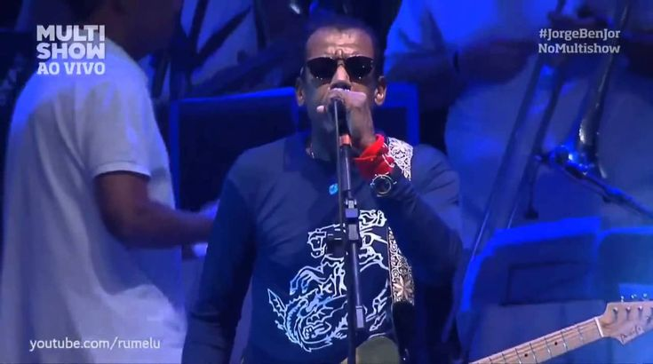 Jorge Ben Jor   João Rock 2014  Full Show HD