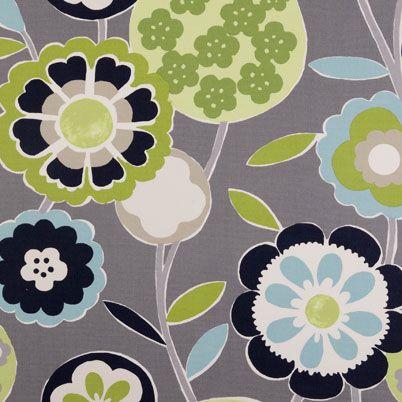 Fanfare Curtain Fabric