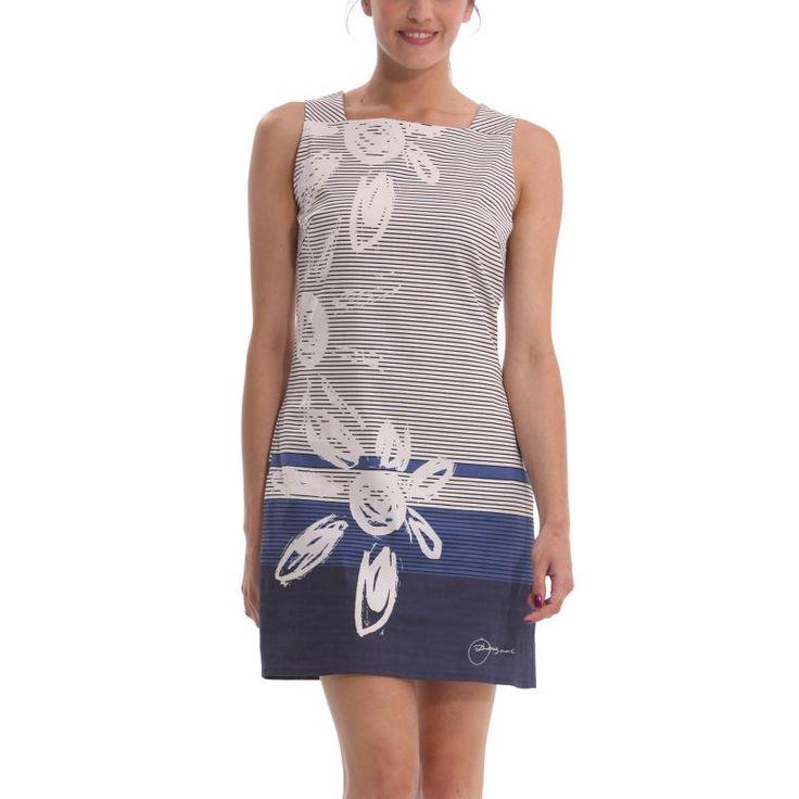 Vestido primavera-verano Desigual 2014  79€ -15% 67,15€  #Spring #elplanetadelasmarcas.es #welovefashion #vestido #dress #casualstyle #desigual #esther #mujer