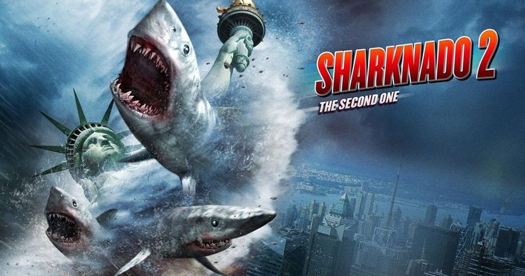 'Sharknado 2: The Second One' Premiere Sets Ratings Record -- 3.9 million viewers tuned in for last night's premiere of 'Sharknado 2', the highest audience ever for a Syfy Original Movie. -- http://www.movieweb.com/news/sharknado-2-the-second-one-premiere-sets-ratings-record