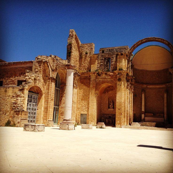 salemi, sicilia