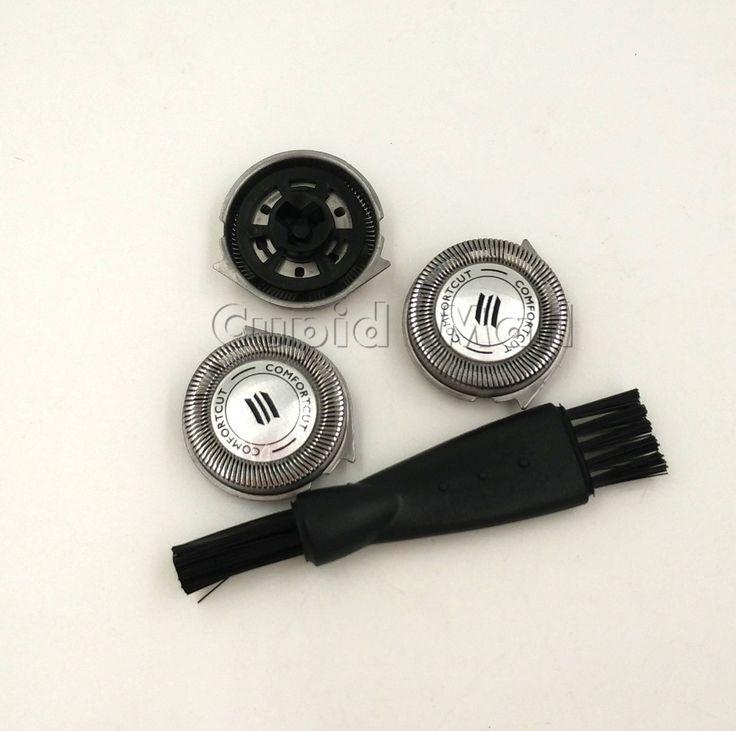 3 pcs החלפת ראשי גילוח מכונת גילוח תער להבים עבור philips hq8 hq7180 hq7140hq8 hq7180 hq7140 hq6090 hq6075 משלוח חינם