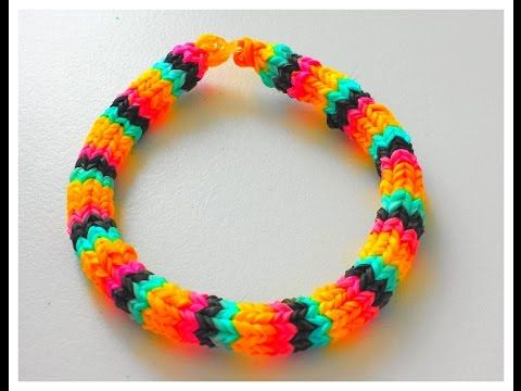 25 unique loom band bracelets ideas on pinterest diy bracelet loom bands rainbow loom easy. Black Bedroom Furniture Sets. Home Design Ideas