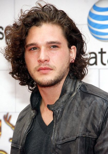 Kit Harrington from Game of Thrones  'You know nothing, Jon Snow.'