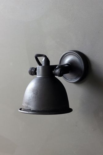 Wilson Wall Lamp In Black : 17 Best images about MV bedroom lighting on Pinterest Wall lighting, Industrial and Copper wall