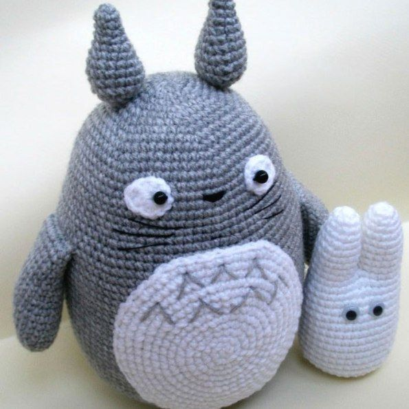 Free Amigurumi Wedding Couple Pattern : 1000+ images about Miyazaki Love on Pinterest Studio ...