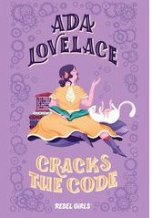 By: Simon & Schuster 9781733176187 Ada Lovelace Book - Cracks the Code Book Club Books, Book Series, World's First Computer, Love Book, This Book, Good Night Story, Ada Lovelace, New Kids Toys, Chapter Books