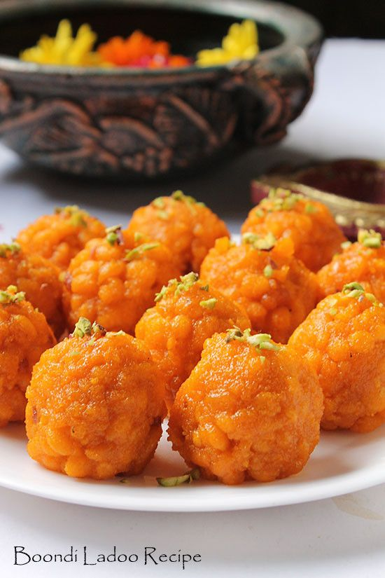 Boondi Ladoo!! It reminds me of mehndi ceremonies soooo much. I don't even known why though.