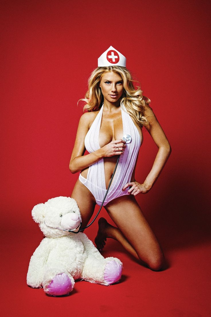 Galore | Charlotte McKinney is the Nurse You Need