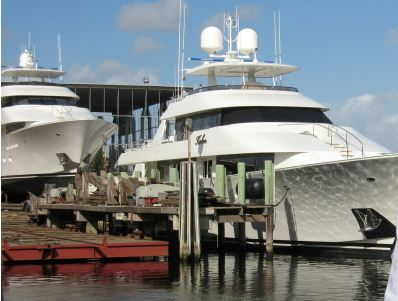 Yacht brokerage firms help individuals and organizations in acquiring yachts. Look at what duties and responsibilities they are expected to perform.