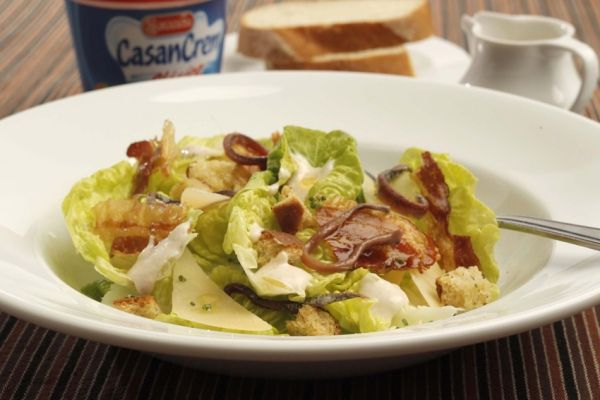 Ensalada Caesar - Caesar Salad