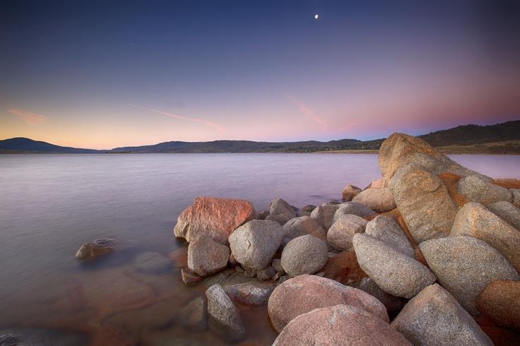 The stunning glory of Jindy lake