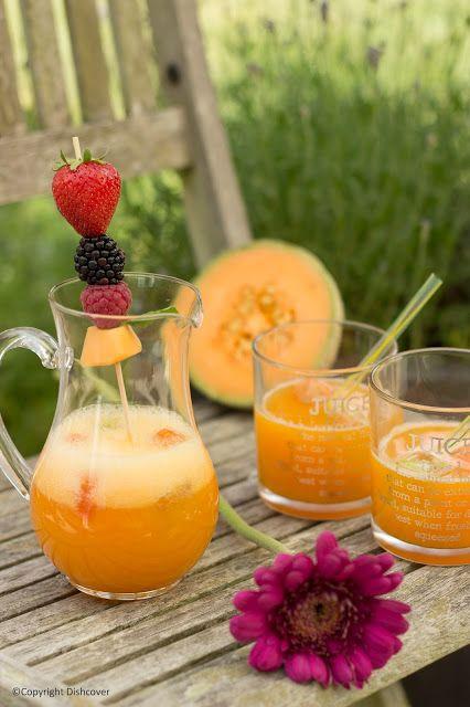 Dishcover: Drink eens een meloen