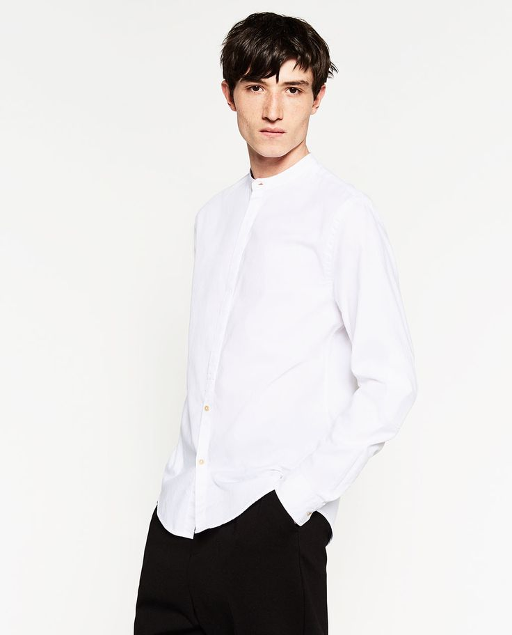 SLIM FIT OXFORD SHIRT - Available in more colours