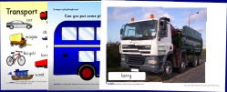 EYFS Early Years Transport roleplay posters, signs, labels, resources, printables - SparkleBox