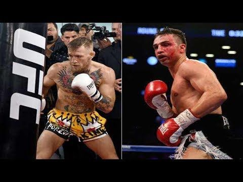 UFC TOP 10 | Conor mcgregor challenges 'rat' paulie malignaggi to an mma fight