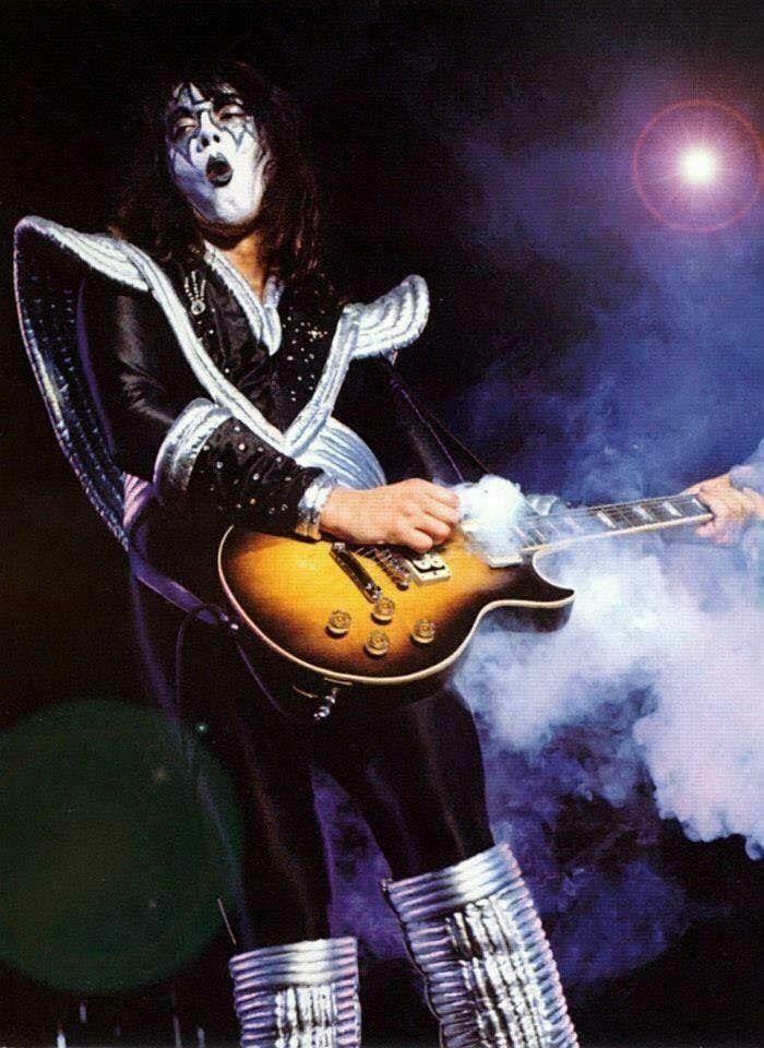 Space Ace Ace Frehley Ace Frehley Guitar Kiss World