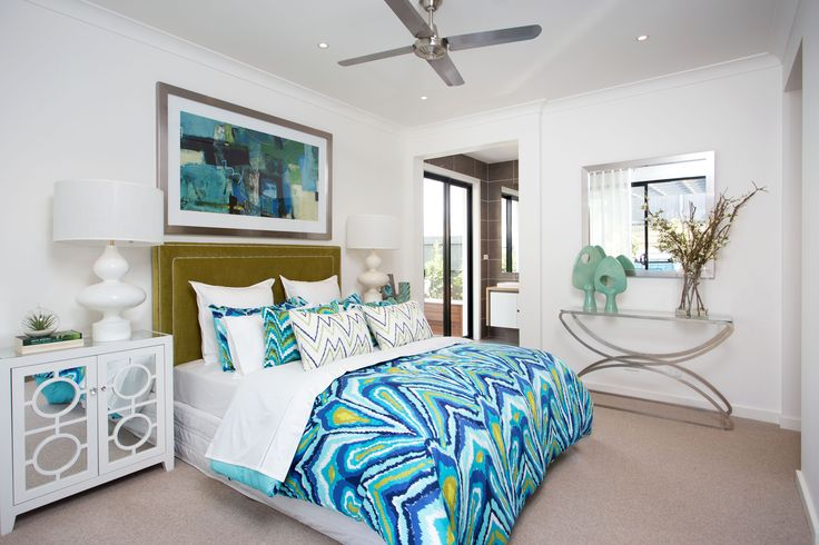 Flinders - Simonds Homes #interiordesign #bedroom