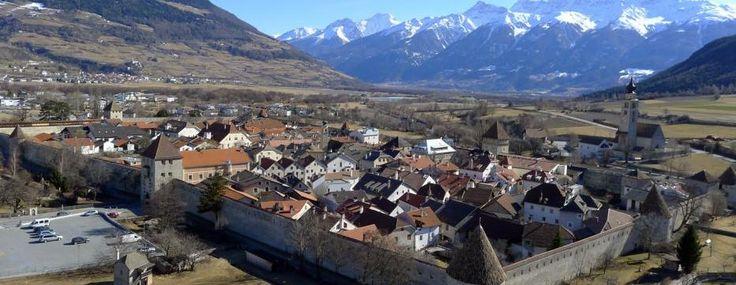 Glorenza, Trentino Alto Adige, Italy