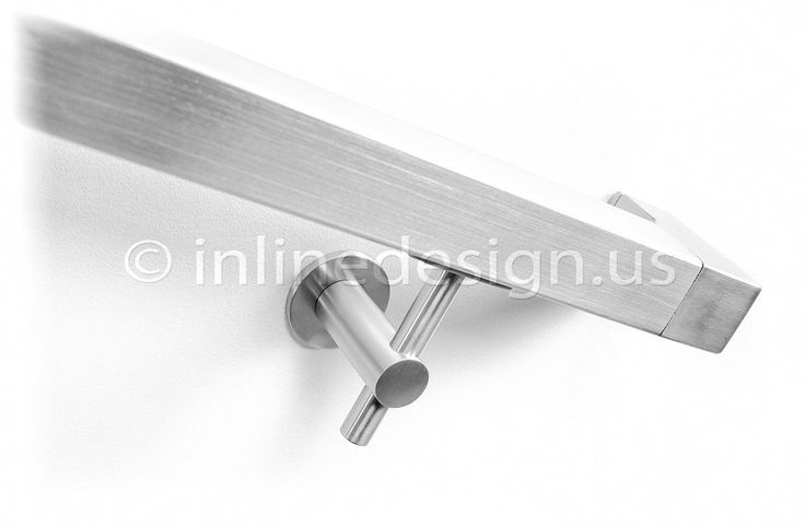 Best Amazon Com Inline Design Stainless Steel Handrail Bracket 400 x 300