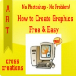 Create your own logo free.  Headers, banners & other graphics too.