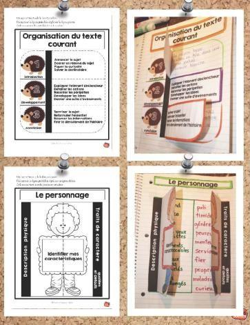 Donner des détails, cahier interactif