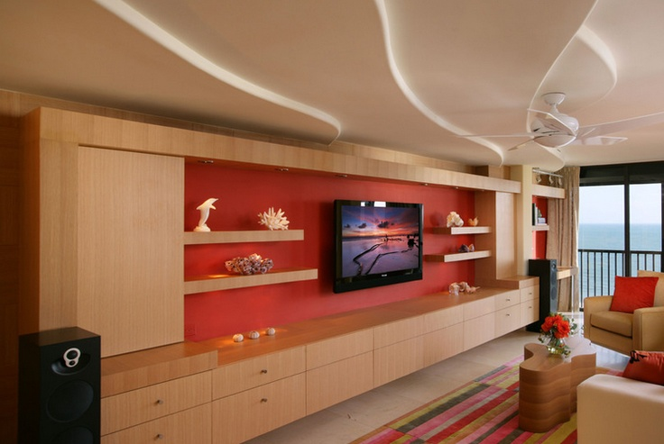 Wall To Contemporary Unit