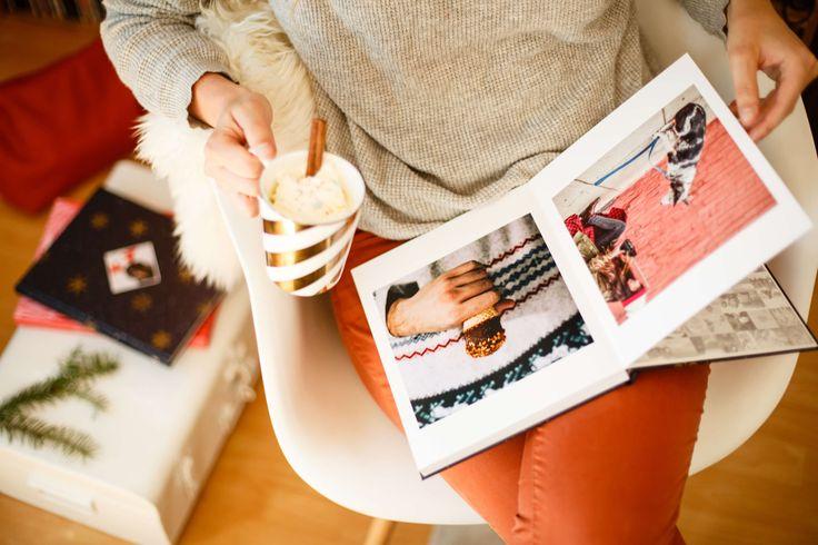 Idee regalo natale fai da te: il fotolibro personalizzato da creare online