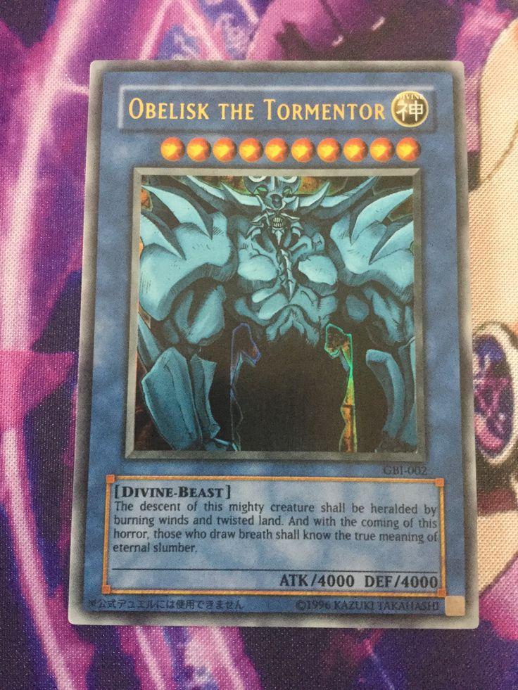 Obelisk The Tormentor GBI-002
