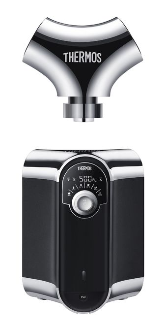 Intelligent Home Appliance [Intelligent Instant Drinker] | Complete list of the winners | Good Design Award