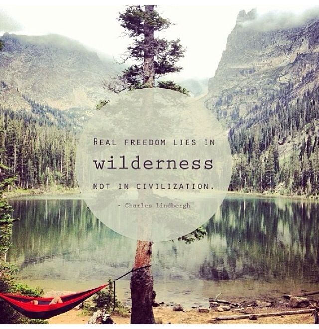 A Wild Woman resonates with the word wilderness even if she partly fears it. There's a calling to go deeper and feel the earth more.