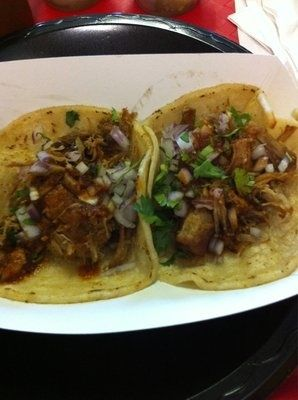Redneck Girl Carnitas Tacos
