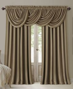 1000 Ideas About Elegant Curtains On Pinterest Purple
