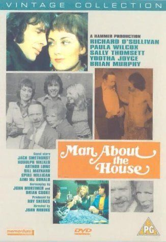 Man About the House (1974). Directed by John Robins.  With Richard O'Sullivan, Paula Wilcox, Sally Thomsett, Brian Murphy.