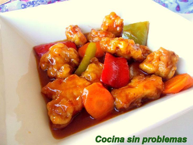 El cerdo agridulce es uno de los platos típicos de la cocina china y de los que más gustan en muchas casas. Si acertamos con la salsa ...
