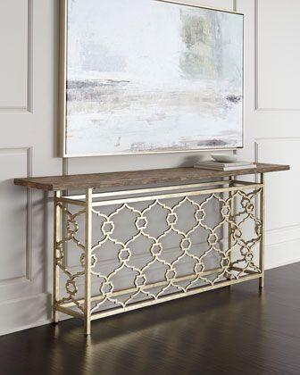 Amedeo Console at Neiman Marcus.