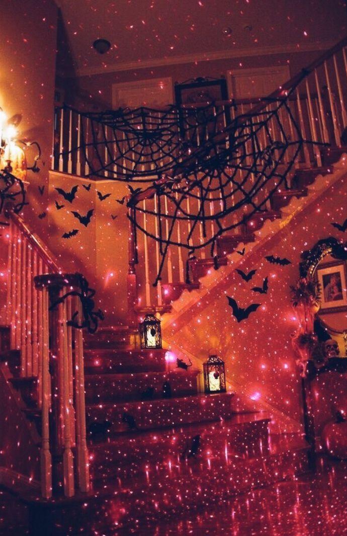 Halloween Decorations Ideas 2019 Pinterest 🍂☁  ·̩͙✧ 𝐩𝐢𝐧𝐭𝐞𝐫𝐞𝐬𝐭 | @𝐝𝐞𝐯𝐢𝐥𝐢𝐬𝐡𝐥𝐚𝐮𝐠𝐡