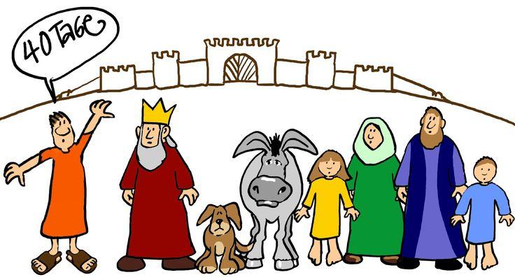 Jonas   Leute von Ninive