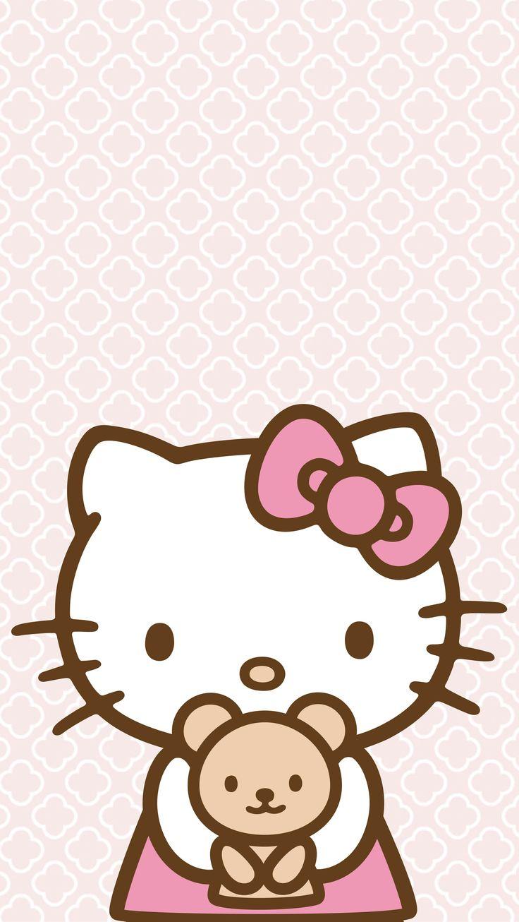 Cute Birthday Cake Wallpapers This Is It Ervin Feliana Hello Kitty Wallpaper
