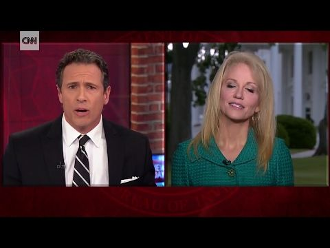 """STOP BEING STUPID!"" Chris Cuomo HUGE Fight With Kellyanne Conoway - YouTube"