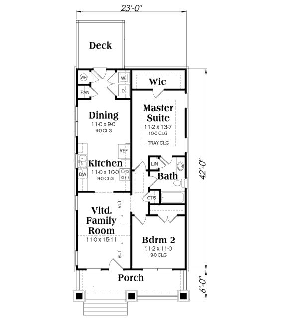 17 Best Images About House Plans Cabin