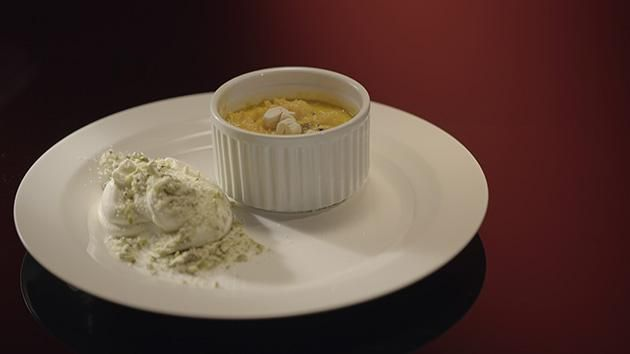 Carrot Halwa by Valerie & Courtney in My Kitchen Rules #MKR #Recipe #Dessert #Indian