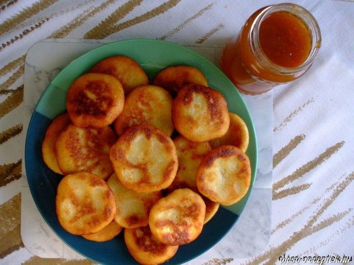 Krumplis pogácsa