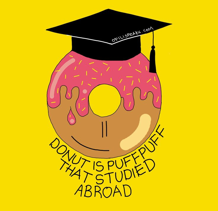 Donut is just puff puff that studied abroad. At the end of the day it's all about branding and packaging. Imagine glazed puff puff soaked in caramel with mango flavored sprinklings? Yummy rig…