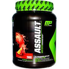 MusclePharm Assault is ideal for bodybuilders, power lifters, fighters and other strength requiring athletes. It can be taken both as a pre and intra workout supplement. Visit http://www.bodymart.in/products/supplements/musclepharm-assault.html